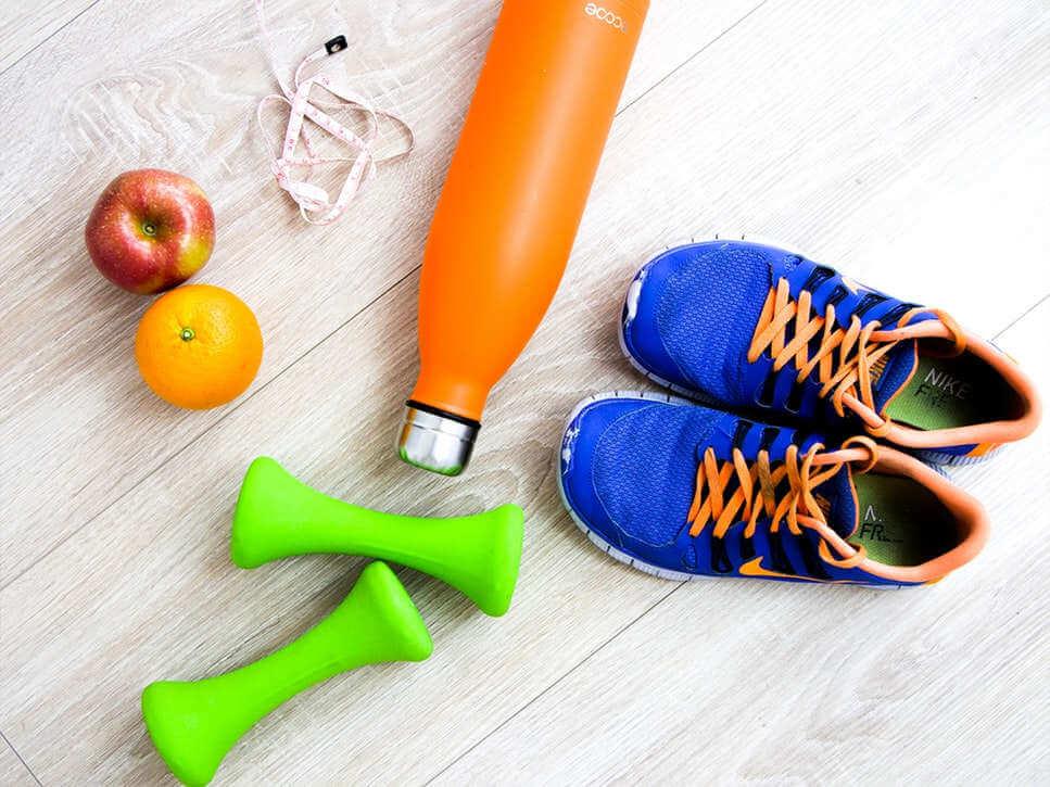 Gezonder leven? Doe eens een work out thuis!